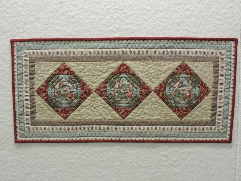 Paddington Table Runner Pattern