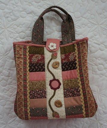 Pamela Bag Pattern