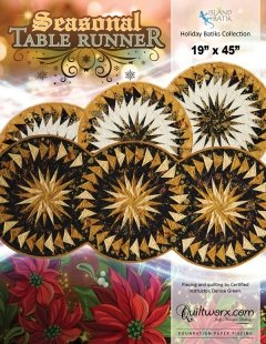 Seasonal Table Runner Pattern