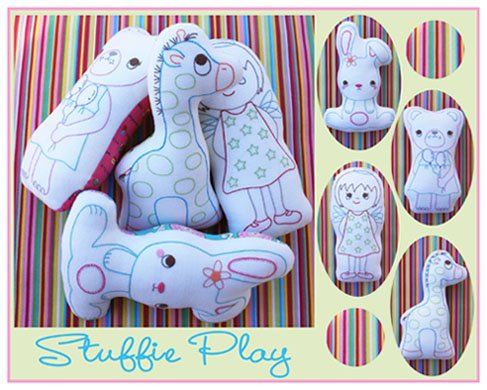 Stuffie Play Pattern