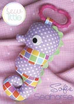 Sofie Seahorse Pattern