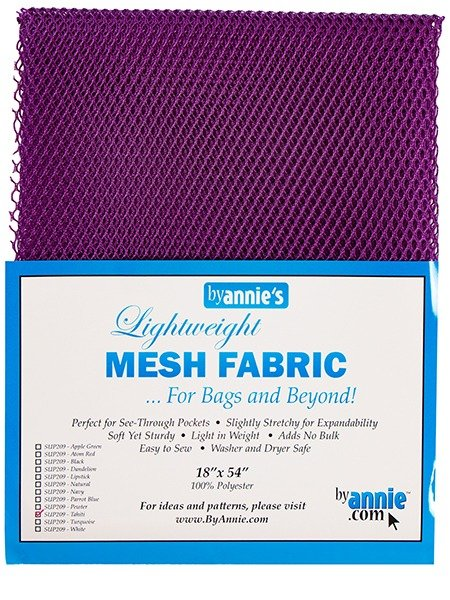 Mesh Fabric - Tahiti