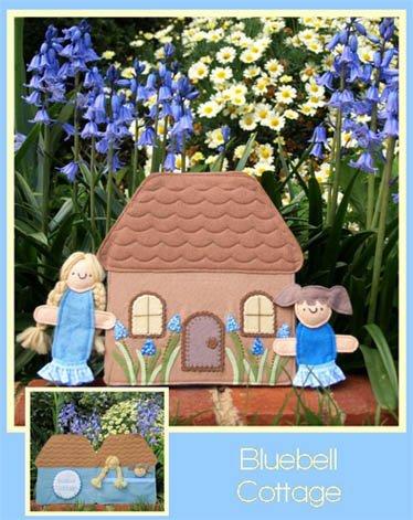 Bluebell Cottage Pattern