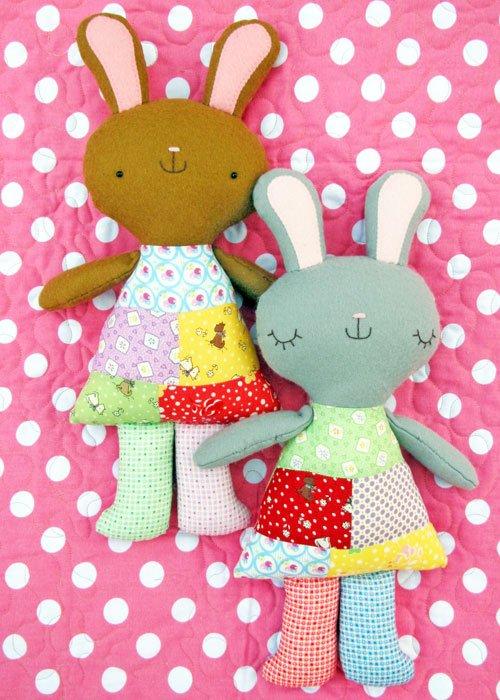 Goodnight Bunny Pattern