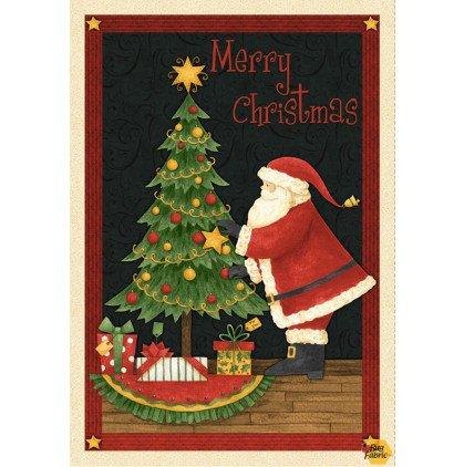 Santa's Big Night Panel