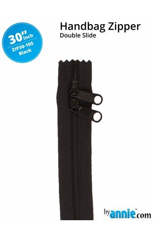 Zipper - 30 Black