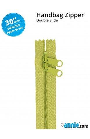 Zipper - 30 Apple Green