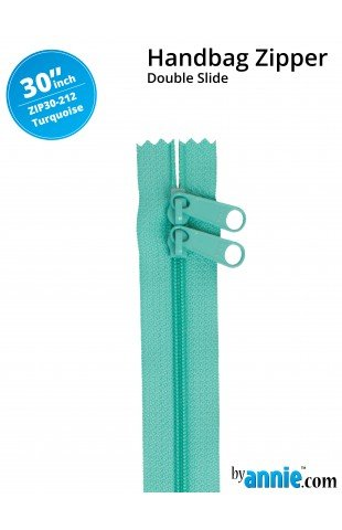 Zipper - 30 Turquoise