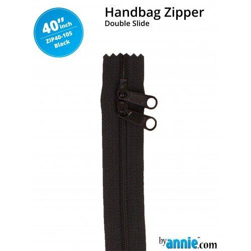 Zipper - 40 Black