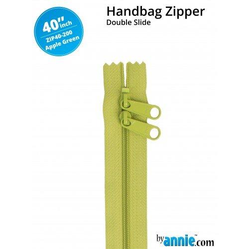 Zipper - 40 Apple Green