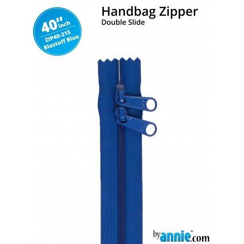 Zipper - 40 Blastoff Blue