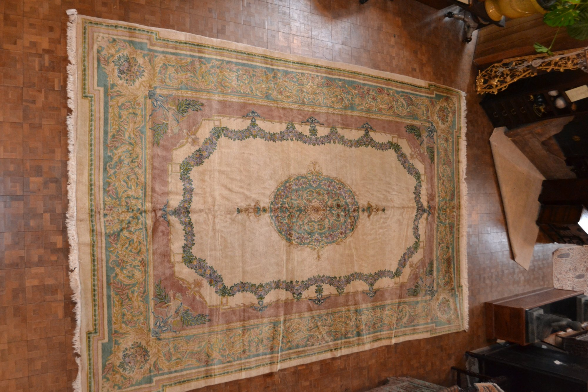 11'6 x 18'0  Persian Kerman