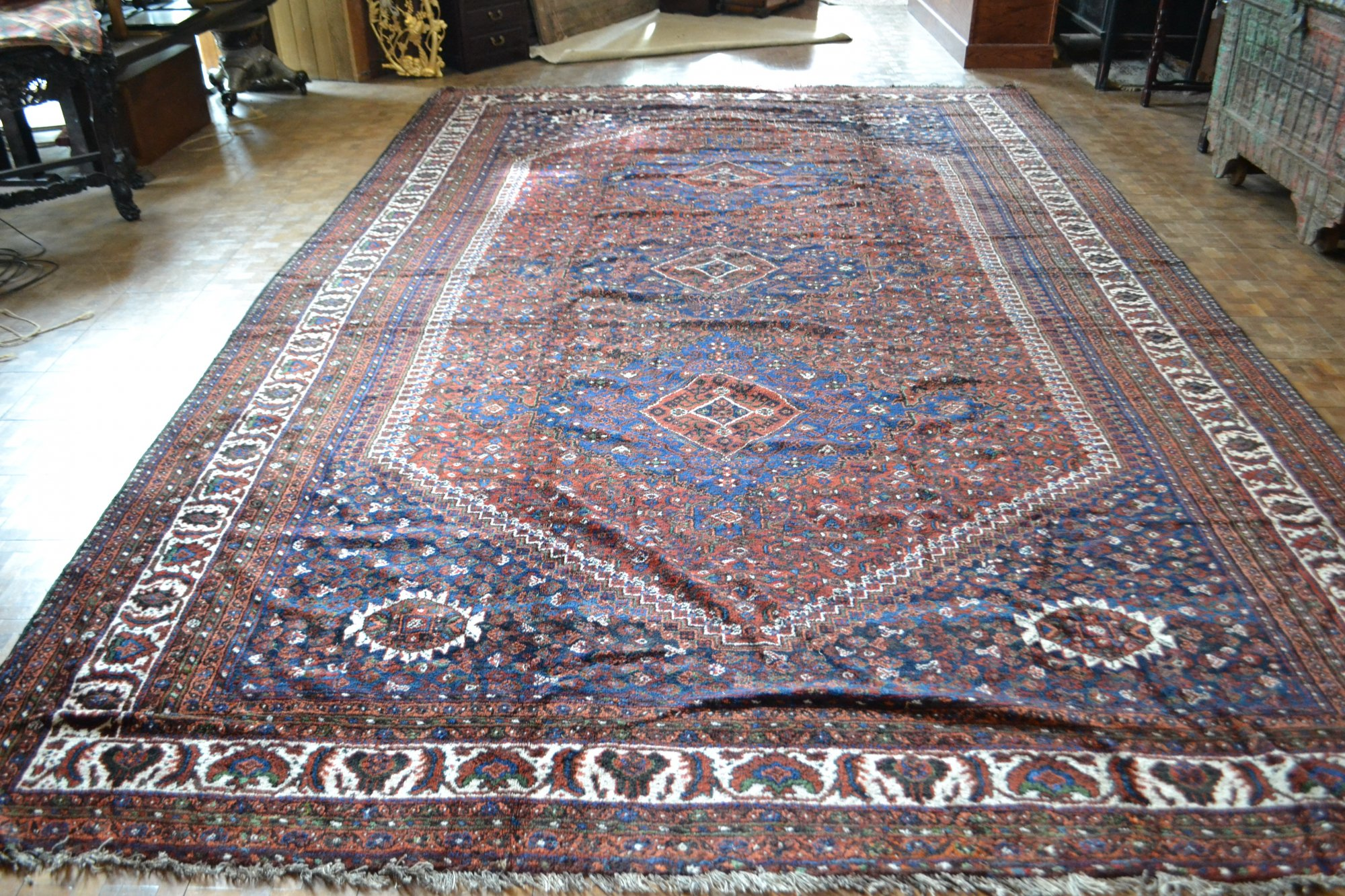 11'3 x 17'6 Persian Shiraz