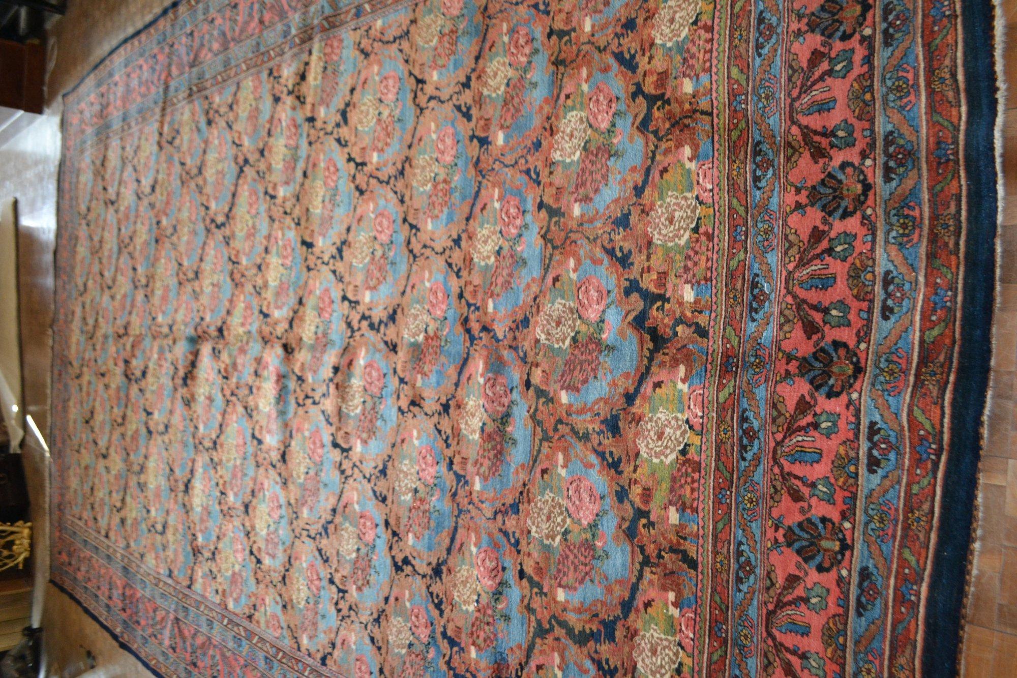 11'6 x 19'10 Persian Bidjar