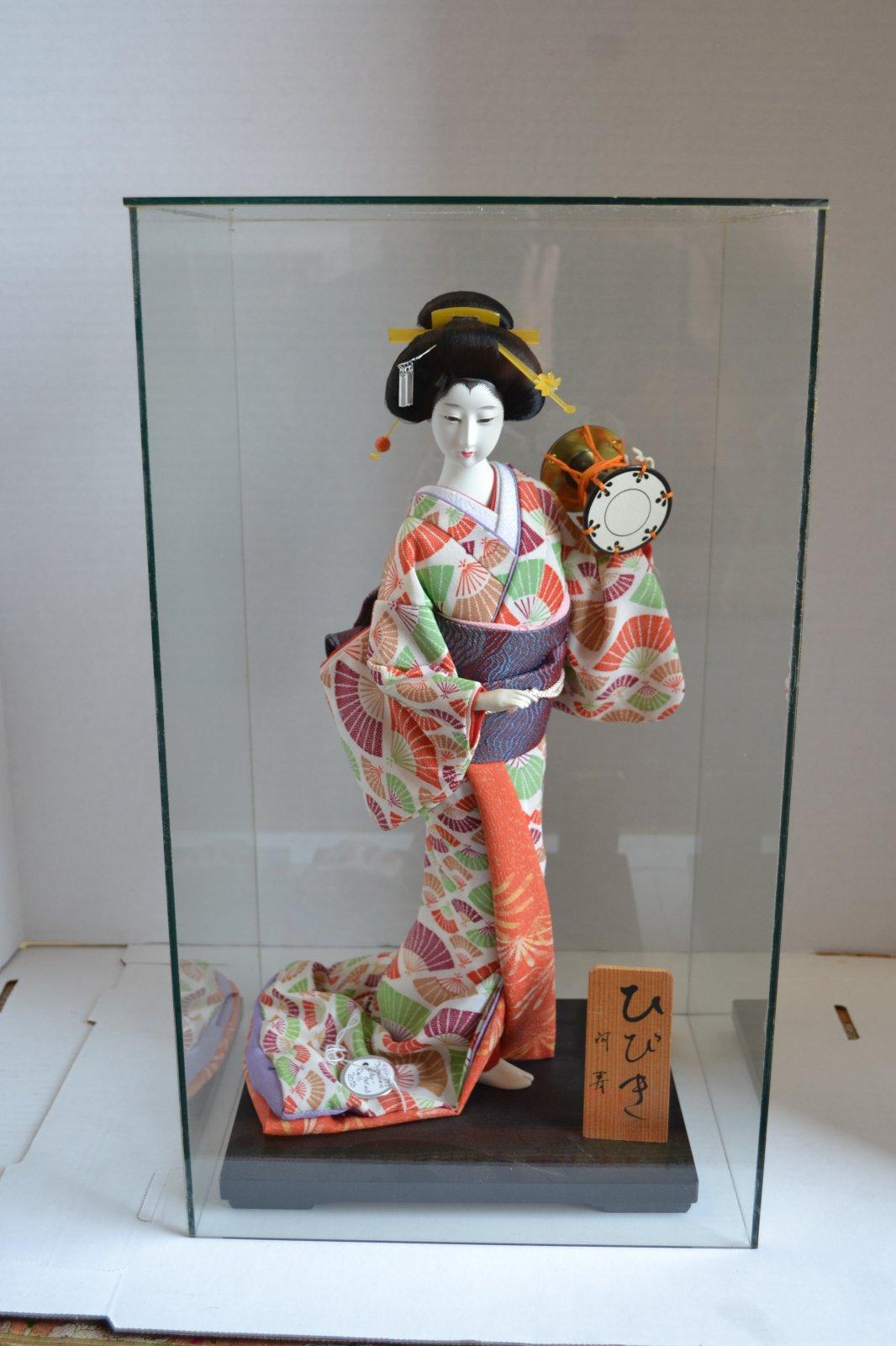 Japanese Edo Period Doll