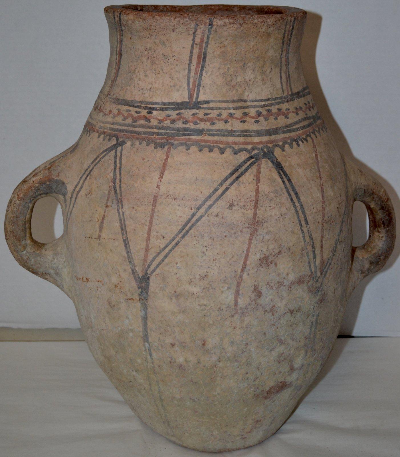19th Century African Moroccan Vase
