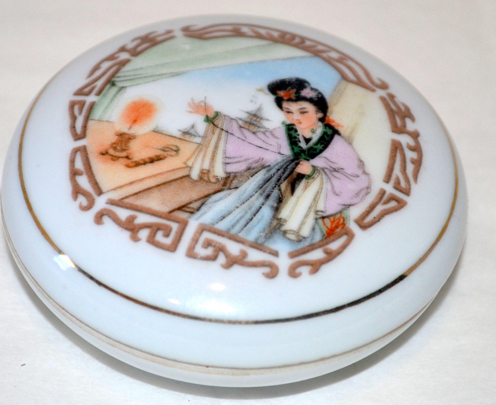 Chinese Seal paste box