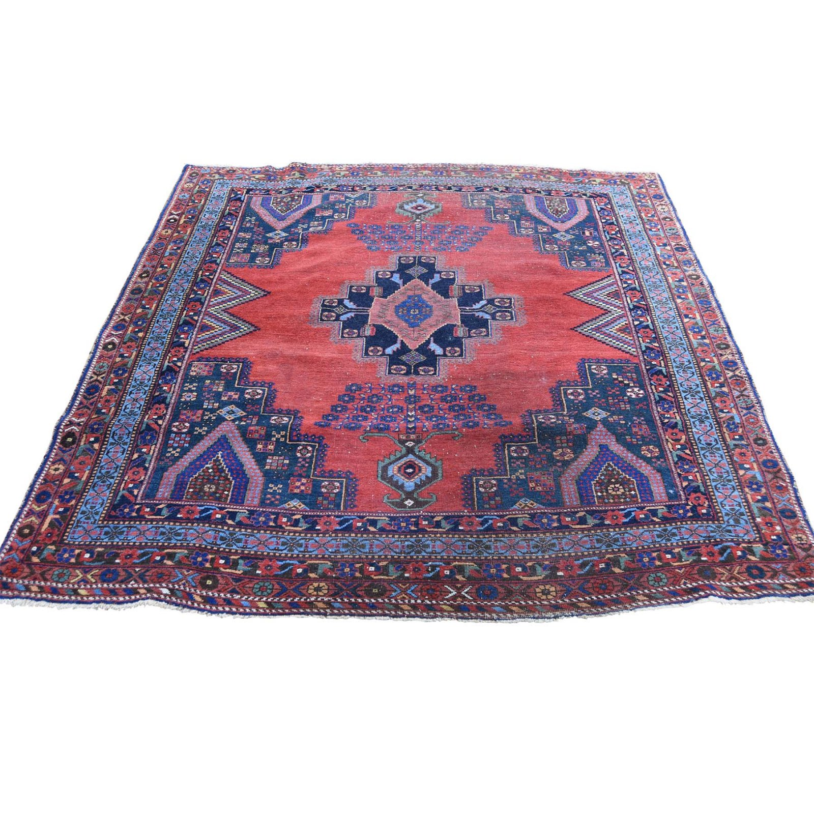 5'1 x 6'1 Persian Afshar