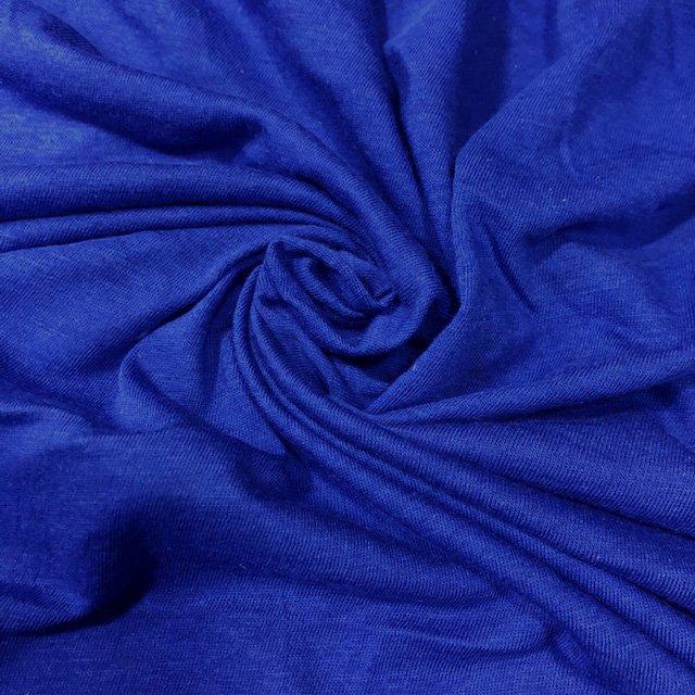 Cotton Modal - Blue