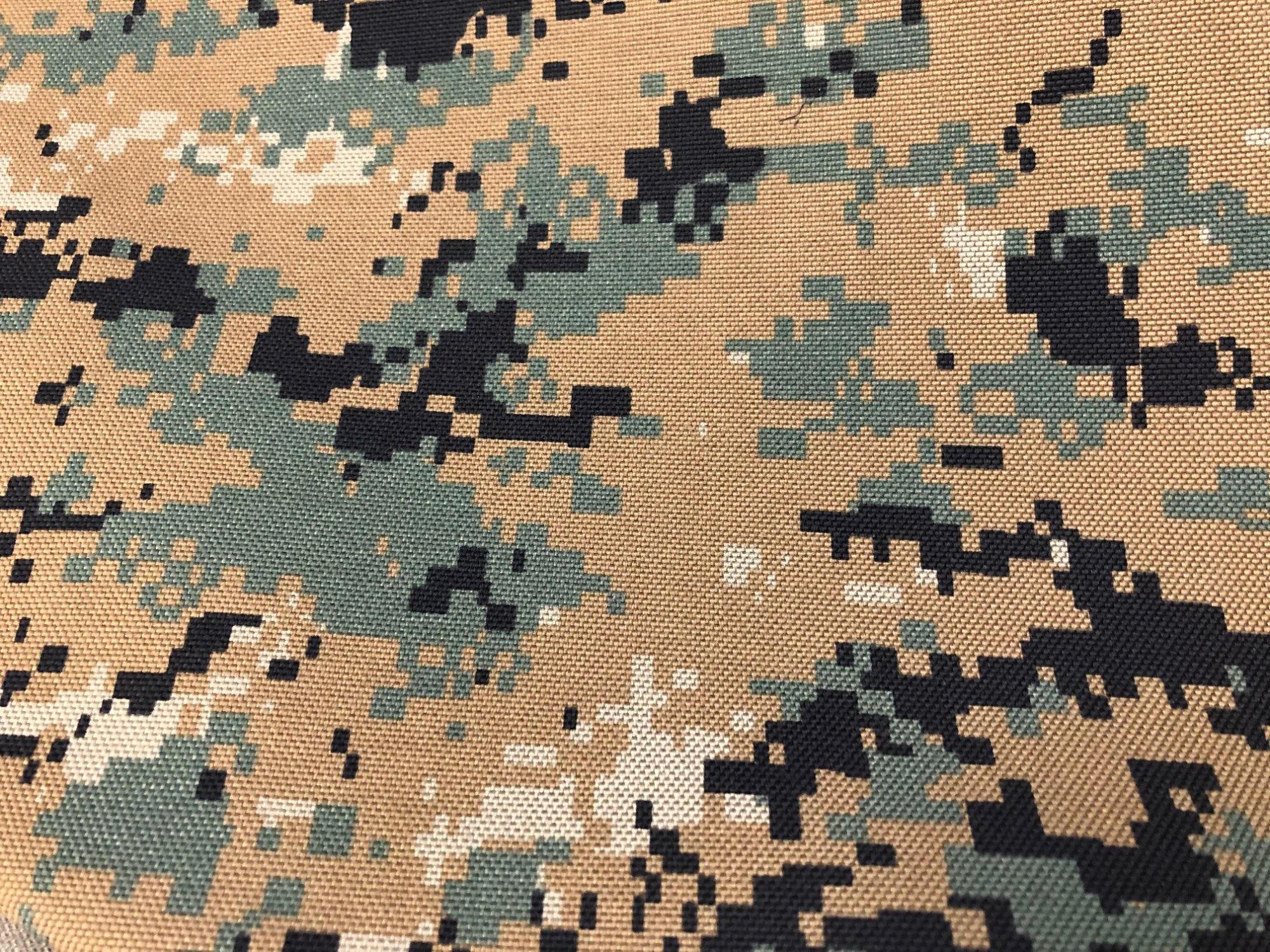 1000 Denier Coated Cordura - Universal Camouflage Digital