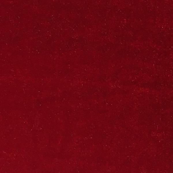 Stretch Velvet - Red
