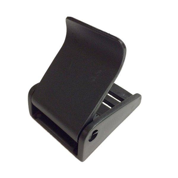 Plastic Cam Buckle -  1-1/2 inch - Black