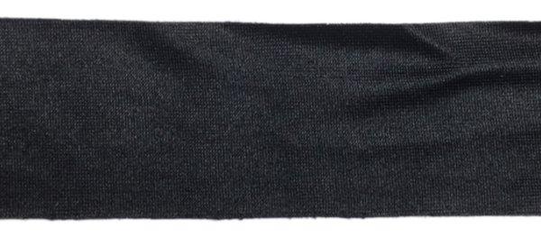 Lycra Binding Heavy - 4 inch - Black