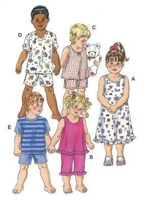 KS3034 - Sleepwear -  Toddlers'