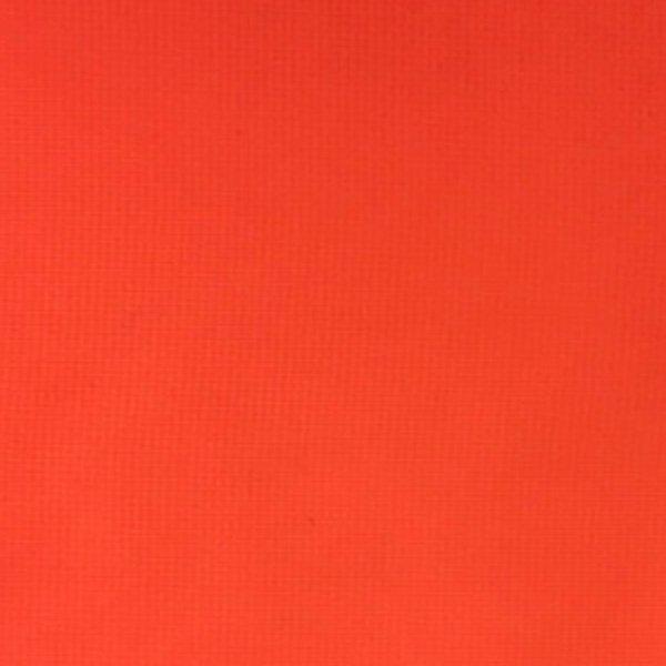 ARUBA - Poly Micro Jacquard - Hot Orange