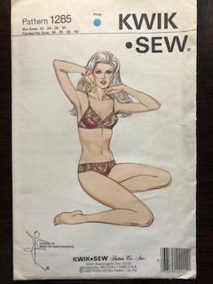 KS1285 - Misses' Bras and Panties