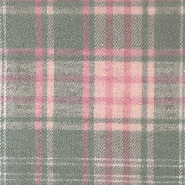 Plaid Flannel  - Pink