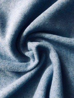 Thermal Pro Outdoor Texture Fleece - Indigo Blue