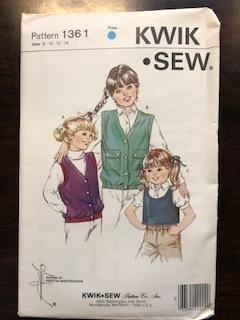 KS1361 - Vest - Girls' (8-14)