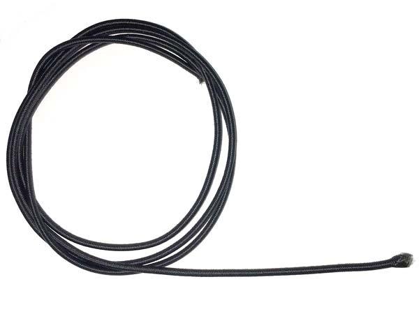 3/32 inch - Shock Cord - Black