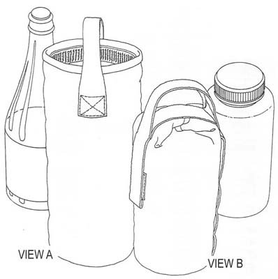 RS105 - Thermal Bottle Bag Kit