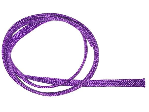 1/4 inch - Flat Cordura Bootlace - Purple