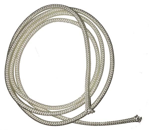 1/8 inch - Parachute Cord Nylon - White
