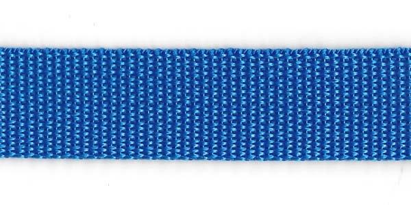 Polypropylene Web - 1 inch - Blue