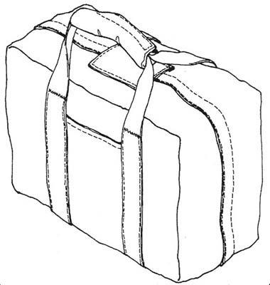 RS120 - Small Soft Case Mini Diamond Ripstop Kit