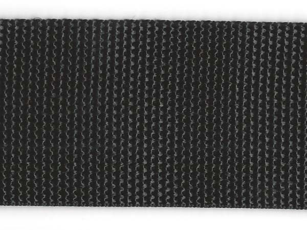 Polypropylene Web - 2 inch - Black