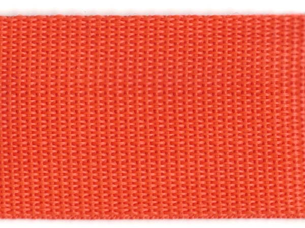 Polypropylene Web - 2 inch - Orange
