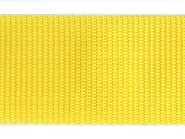 Polypropylene Web - 2 inch - Yellow
