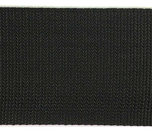 Polypropylene Web - 3 inch -  Black