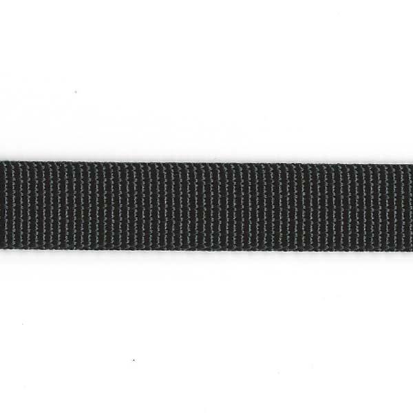 Regular Weight Nylon Web - 1/2 inch - Black