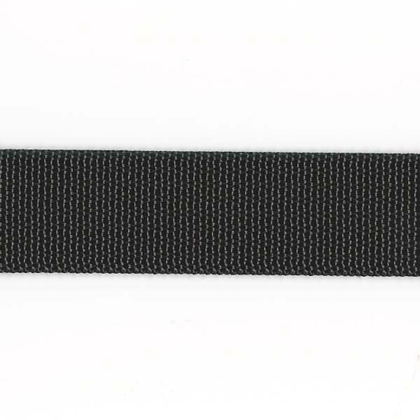 Regular Weight Nylon Web - 3/4 inch - Black