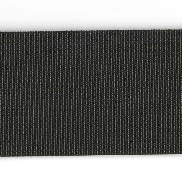 Regular Weight Nylon Web - 2-1/2 inch - Black