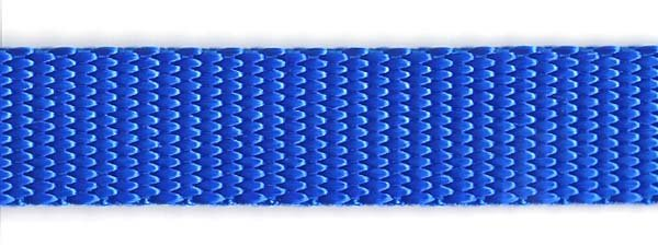 Heavy Nylon Web - 3/4 inch - Royal