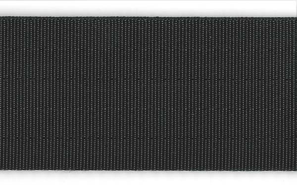 Polyester Seatbelt Web - 2 inch - Black
