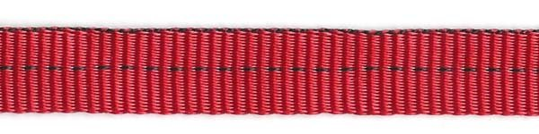 Tubular Nylon Web - 1/2 inch - Red