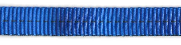 Tubular Nylon Web - 1/2 inch - Royal
